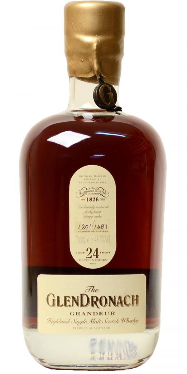 Glendronach 24-year-old