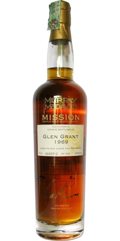 Glen Grant 1969 MM