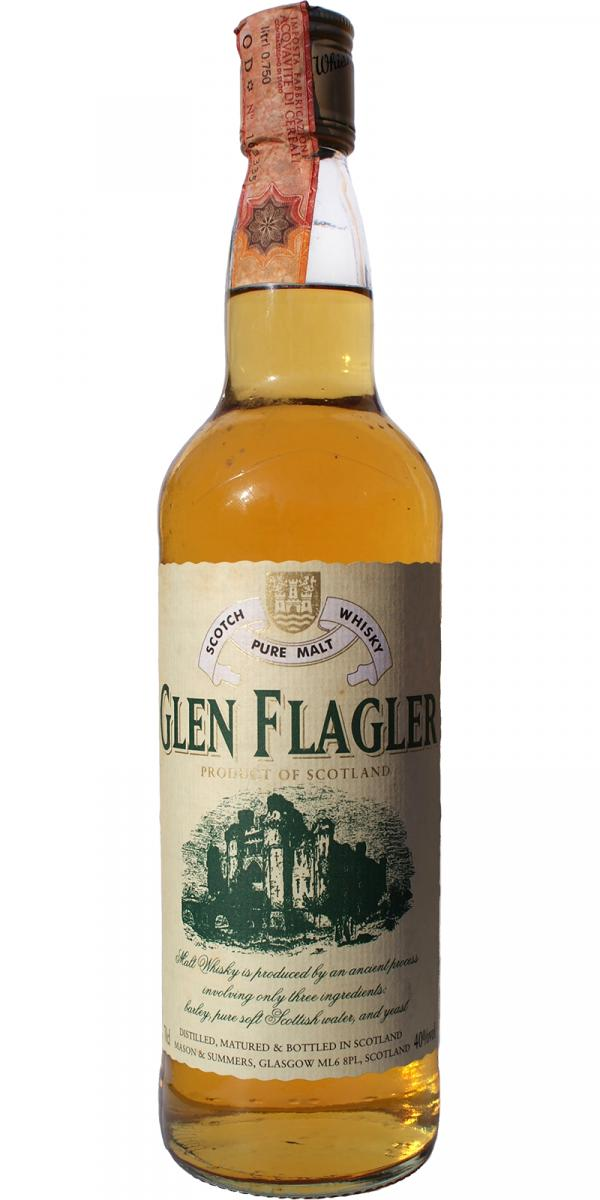Glen Flagler Pure Malt Scotch Whisky