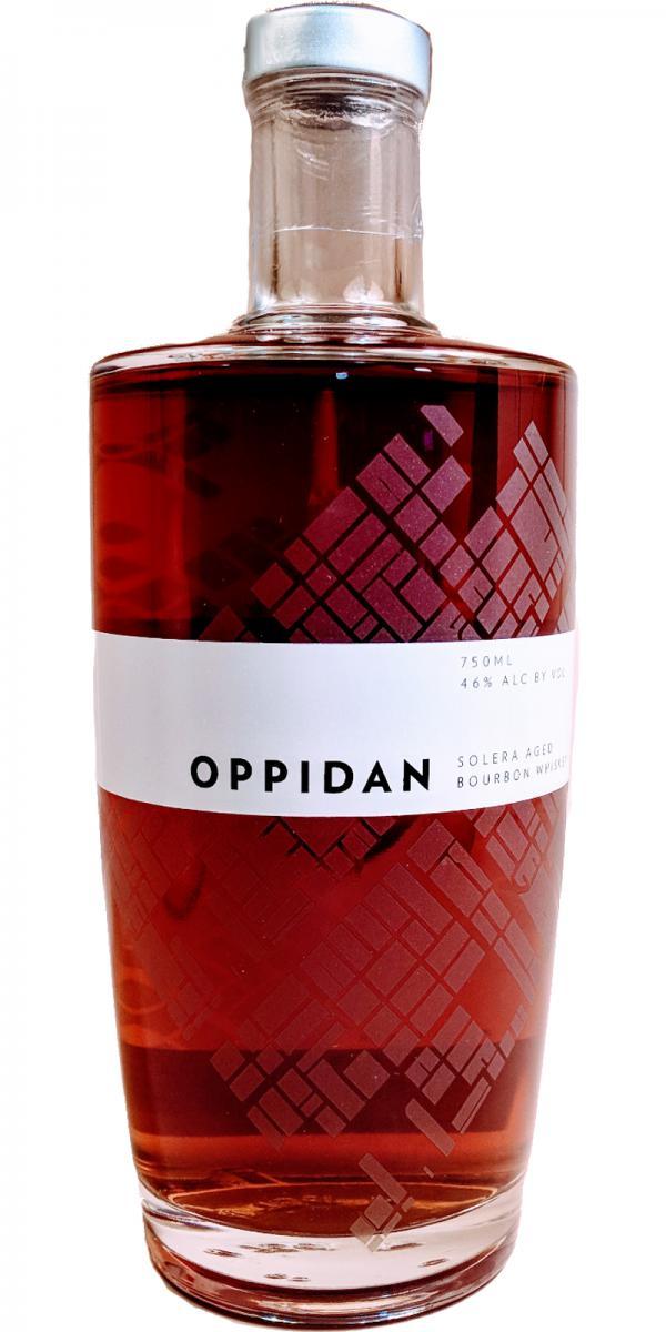 Oppidan Solera Aged Bourbon Whiskey