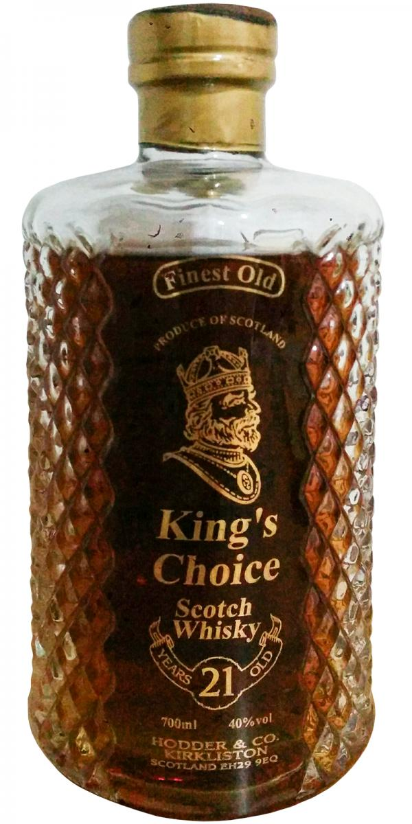 King's Choice 21-year-old