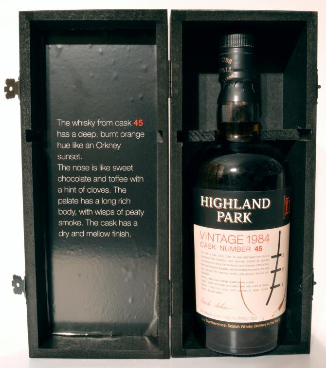 Highland Park 1984