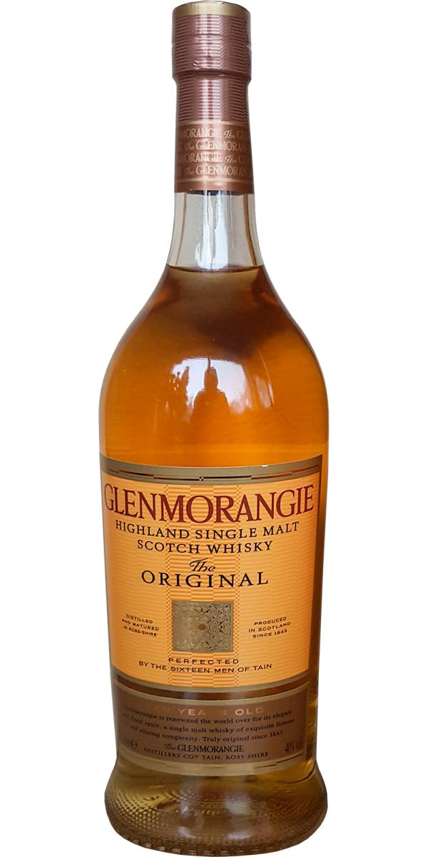 Glenmorangie 10-years-old
