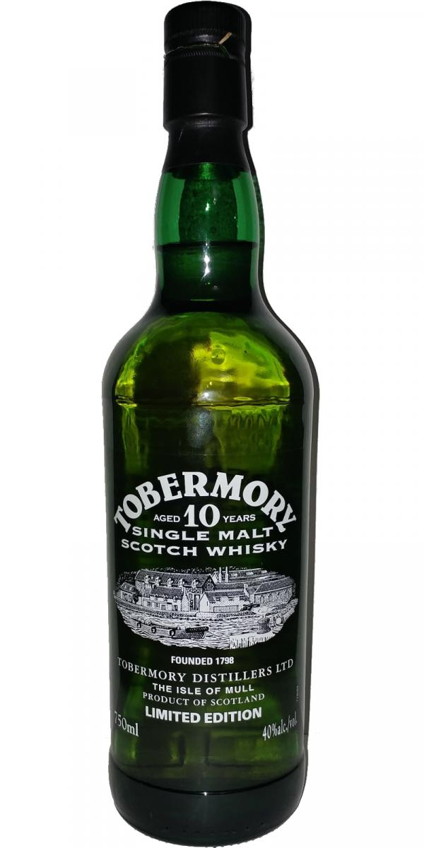 Tobermory 10-year-old