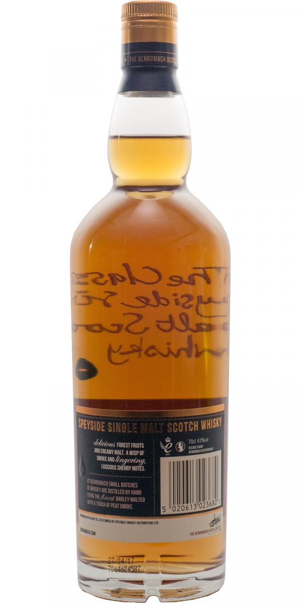 Benromach 10-year-old