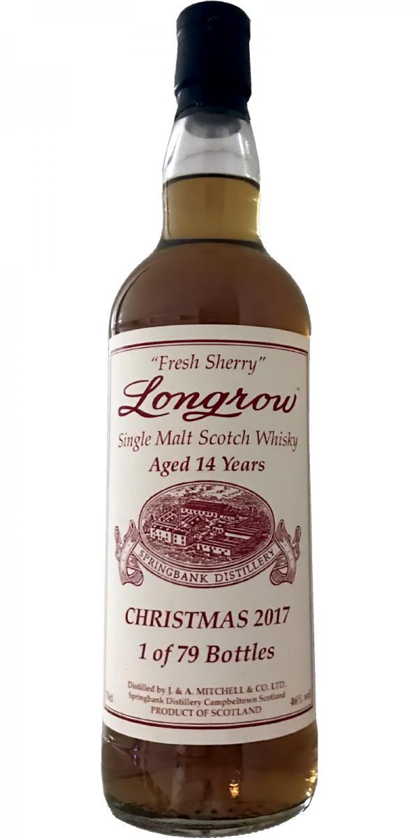 Longrow Christmas 2017