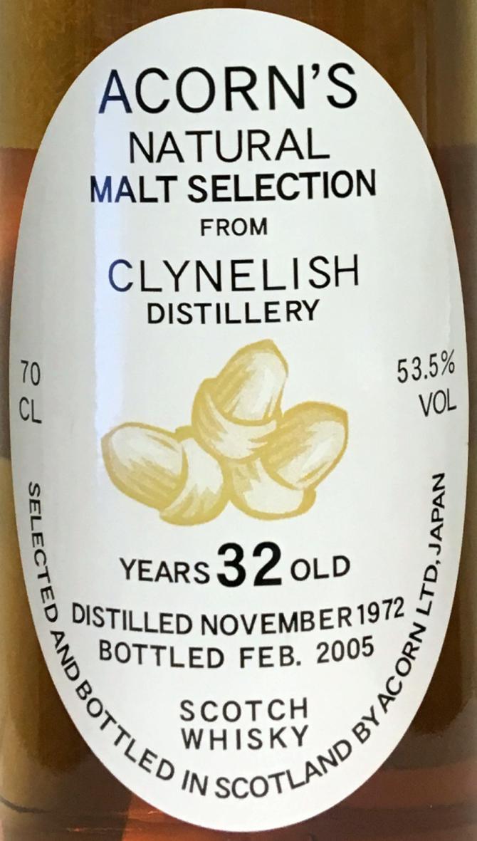 Clynelish 1972 Ac