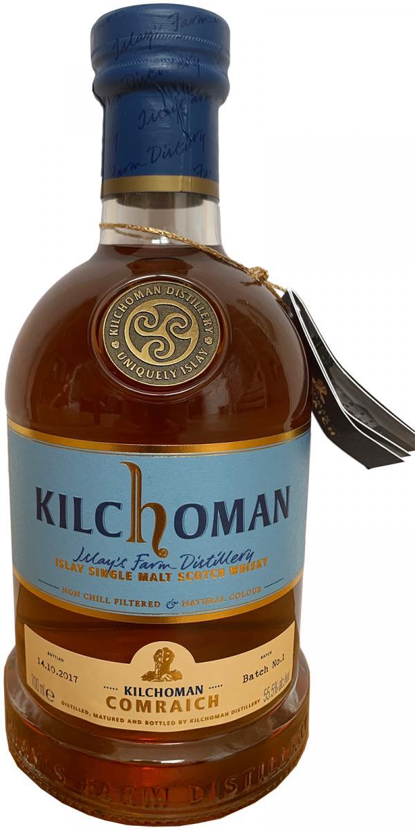 Kilchoman Comraich
