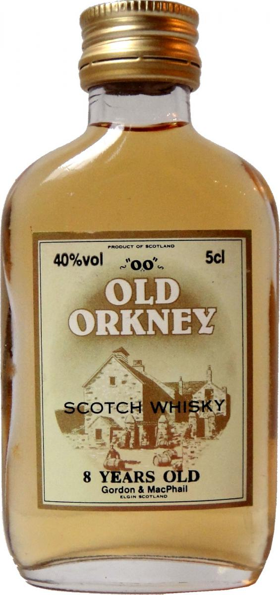 Old Orkney 08-year-old GM