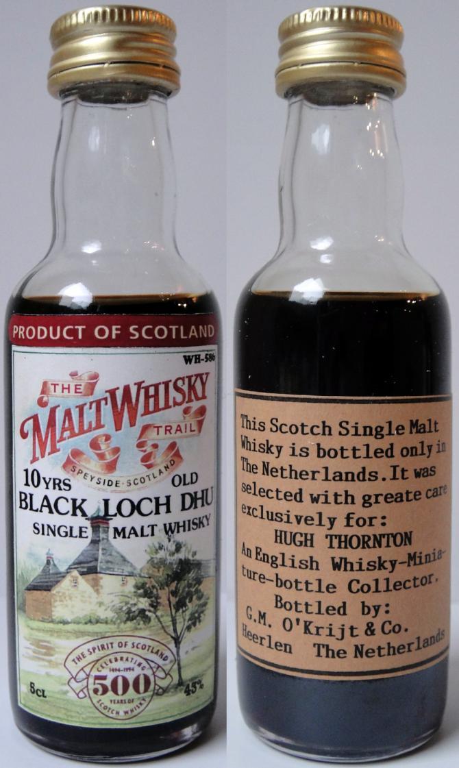 Black Loch Dhu 10-year-old