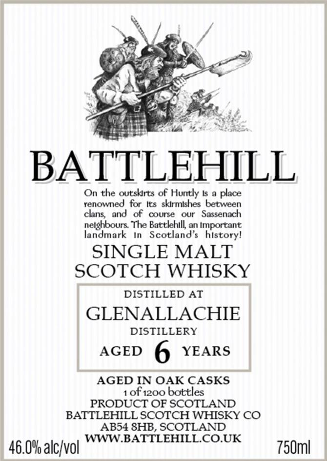Glenallachie 06-year-old BSW
