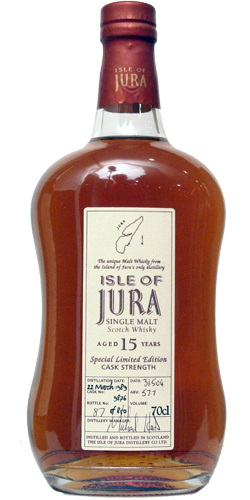 Isle of Jura 1989