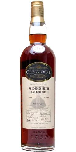 Glengoyne 1989 Robbie's Choice