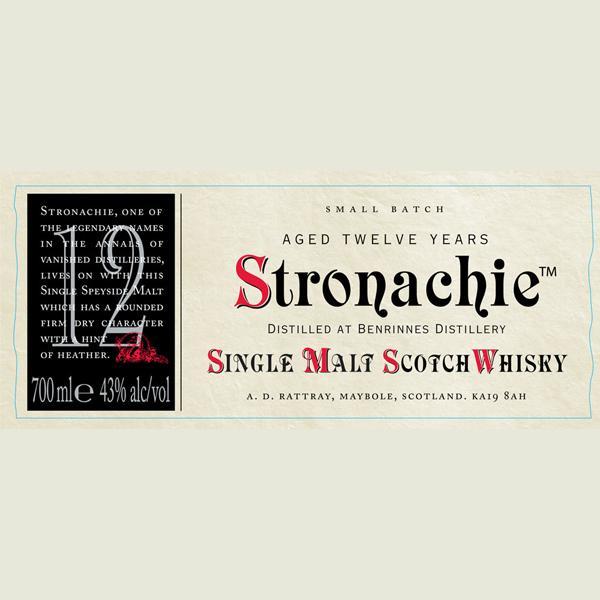 Stronachie 12-year-old DR