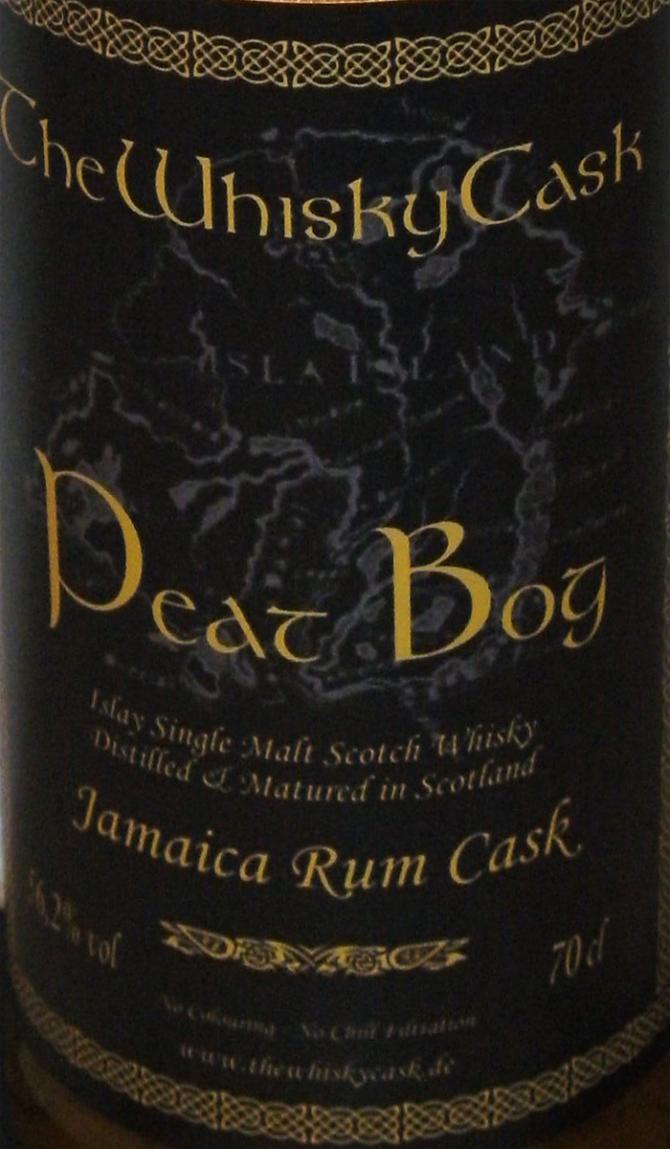 Peat Bog Jamaica Rum Cask TWC