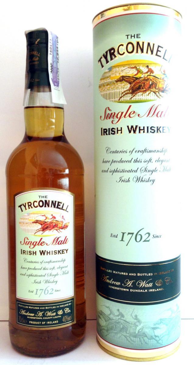 Tyrconnell Single Malt Irish Whiskey