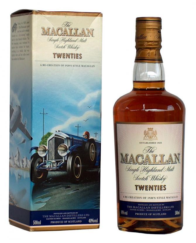 Macallan Travel Series 1920's