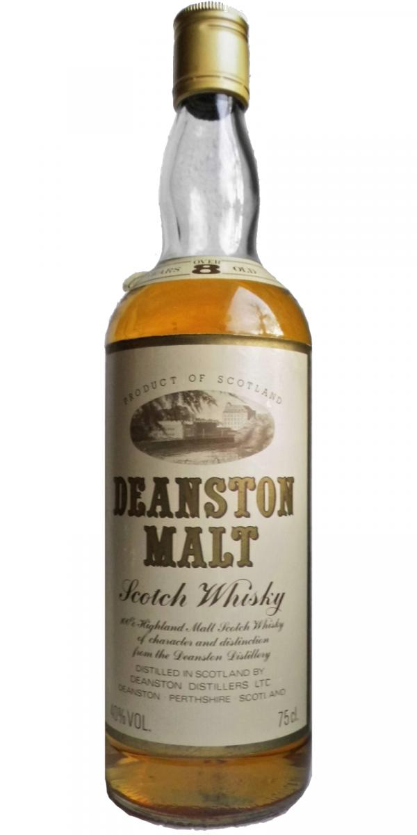 Deanston 08-year-old