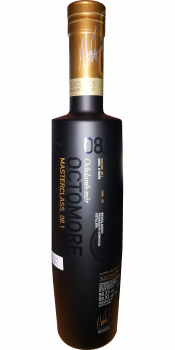 Octomore Edition 08.1 Masterclass / 167 PPM
