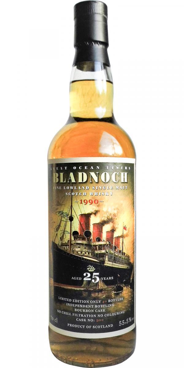 Bladnoch 1990 JW