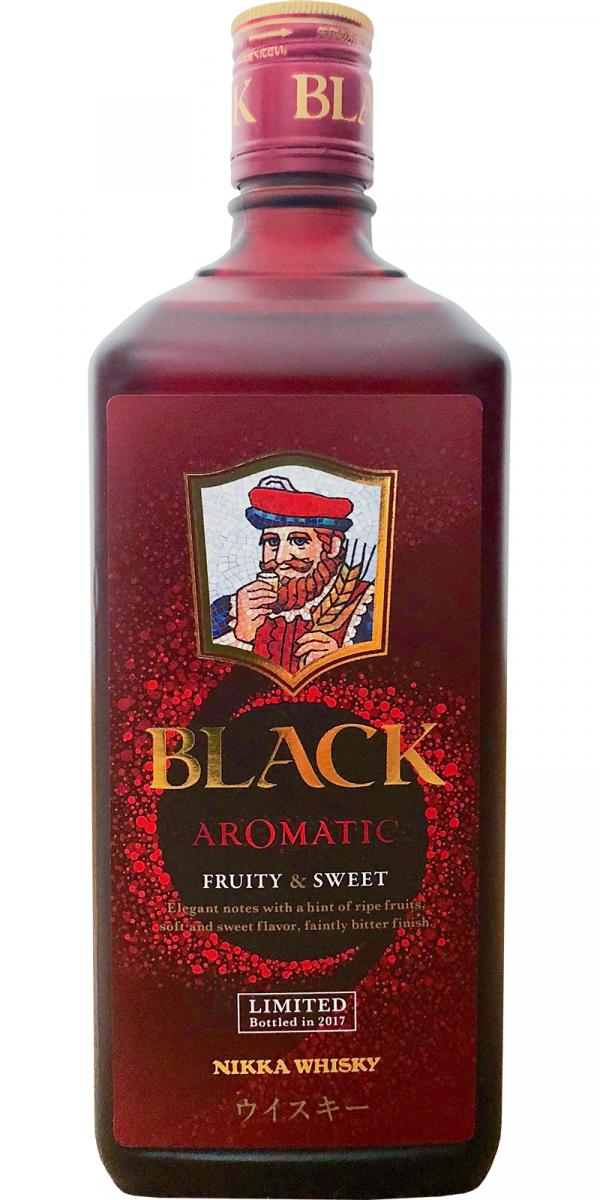 Nikka Black Aromatic