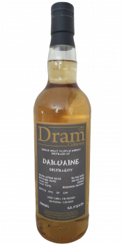 Dailuaine 2012 C&S