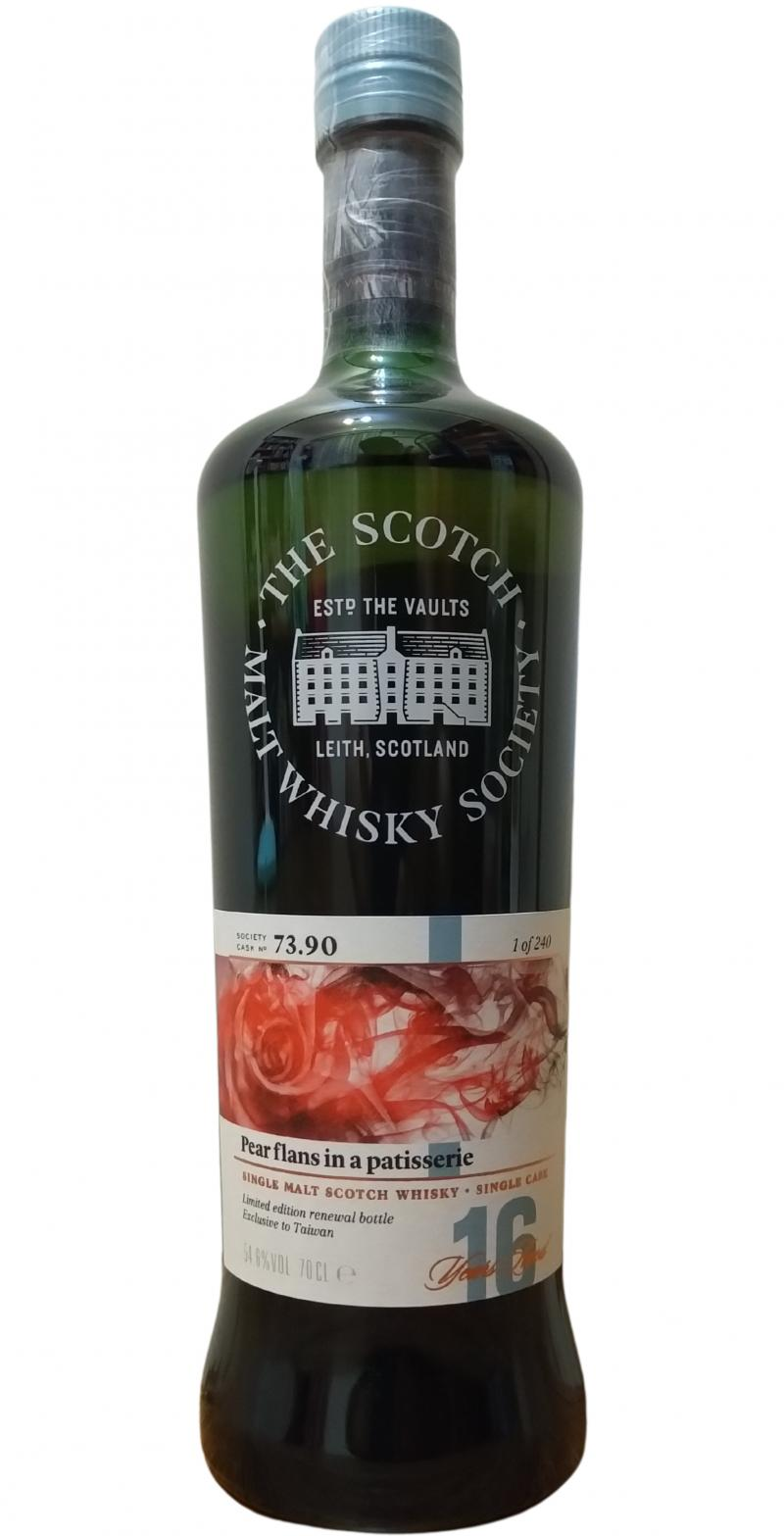 Aultmore 16-year-old SMWS 73.90