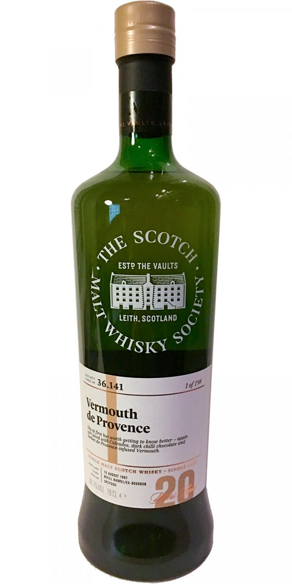 Benrinnes 1997 SMWS 36.141