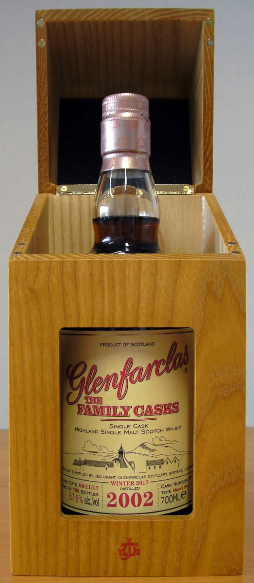 Glenfarclas 2002
