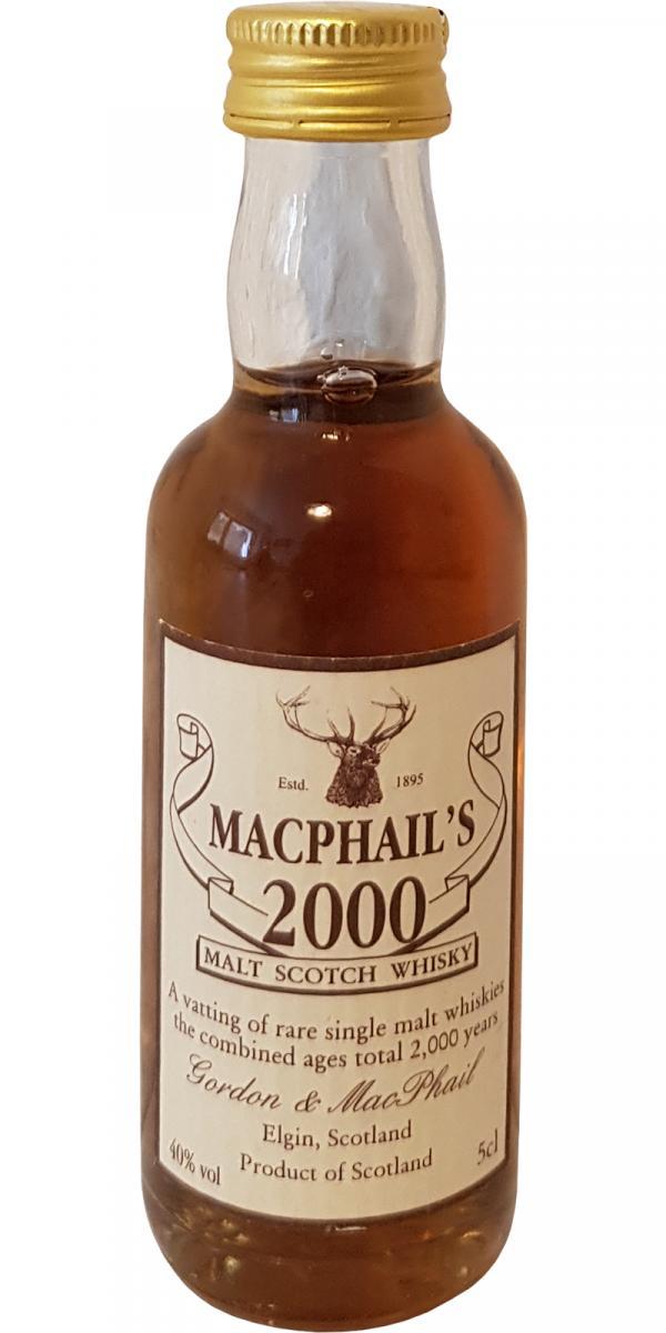 MacPhail's 2000 GM