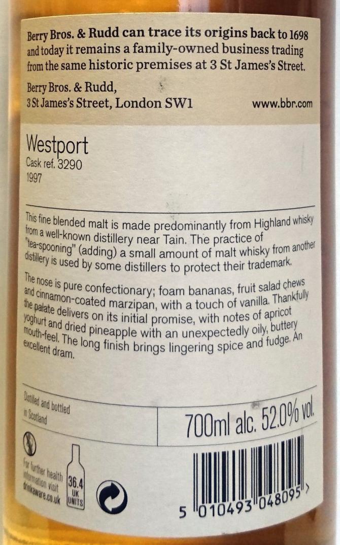 Westport 1997 BR