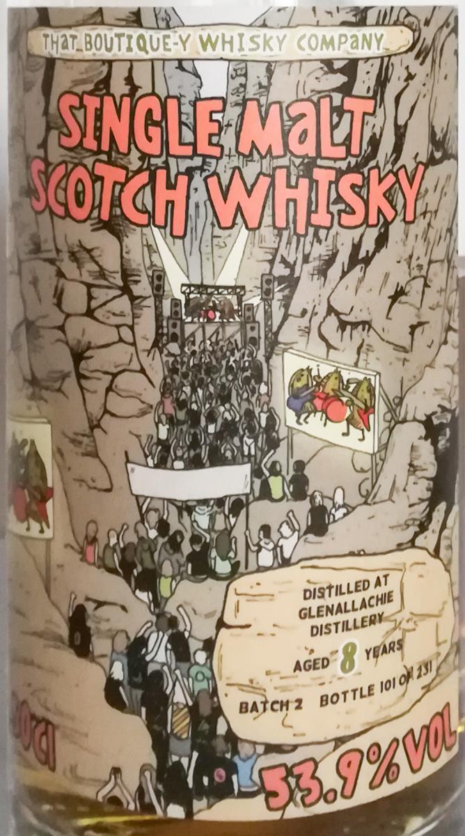 Glenallachie Batch 2 TBWC