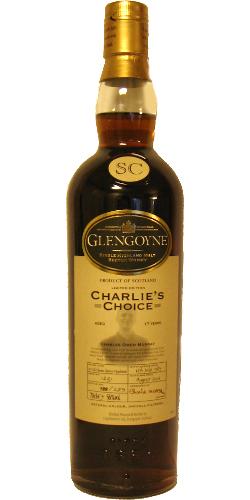 Glengoyne 1989 Charlie's Choice