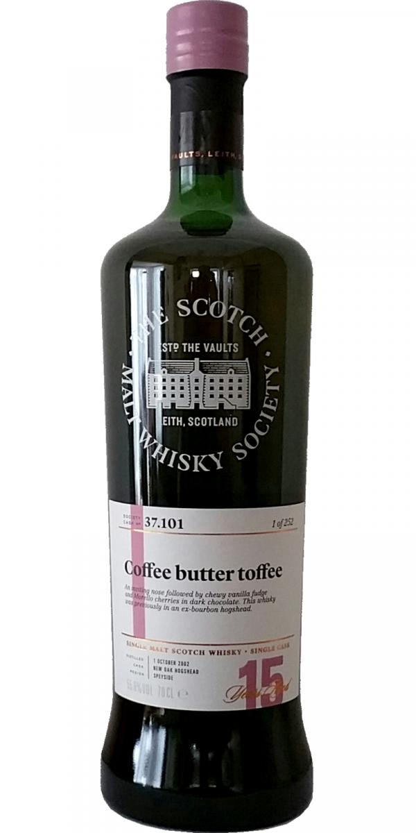 Cragganmore 2002 SMWS 37.101