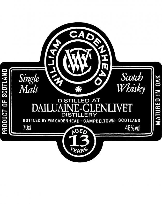 Dailuaine 2004 CA