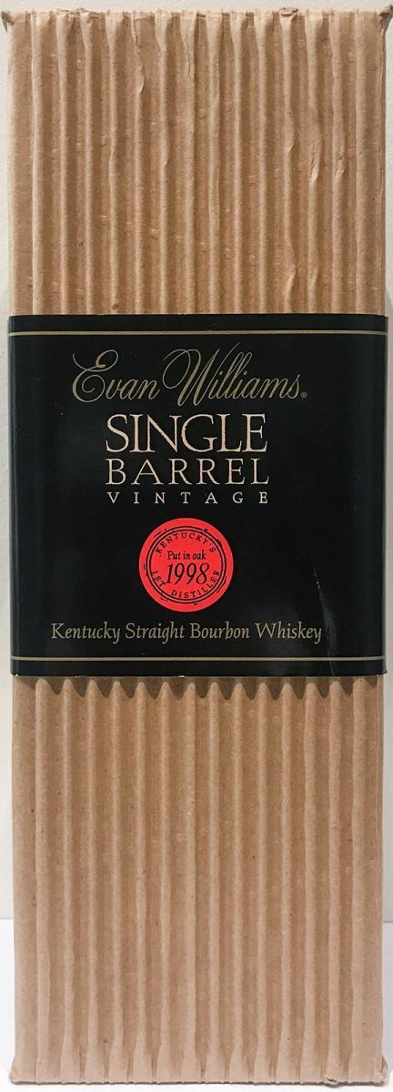Evan Williams 1998