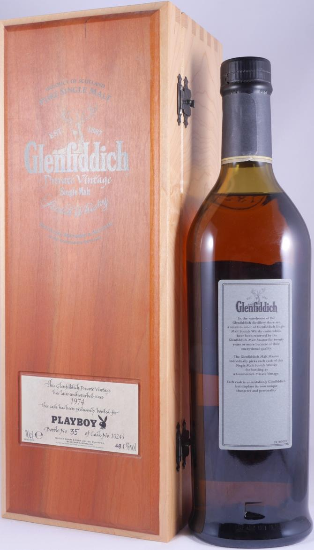 Glenfiddich 1974 Private Vintage