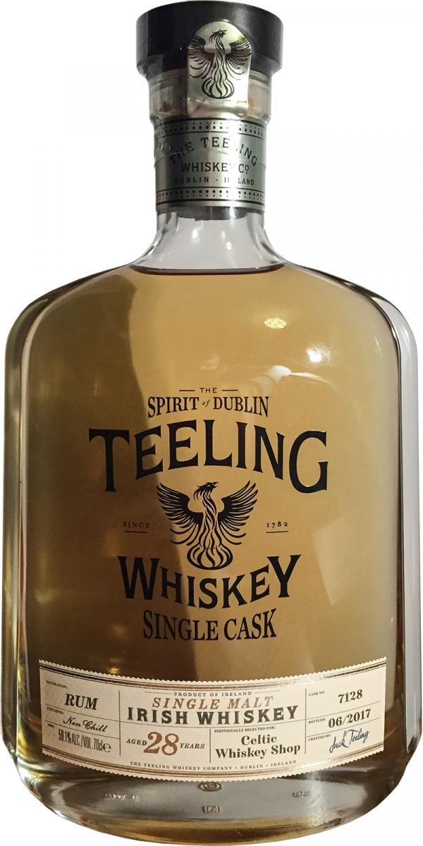 Teeling 28-year-old