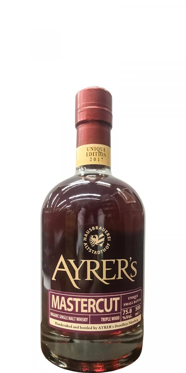 Ayrer's Mastercut 2012