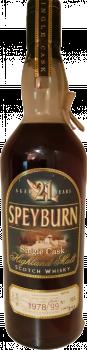 Speyburn 1978