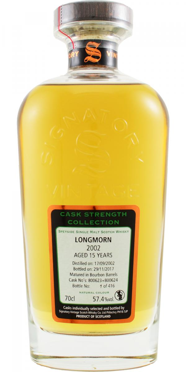 Longmorn 2002 SV
