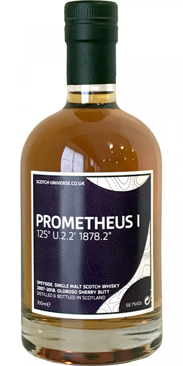 Scotch Universe Prometheus I - 125° U.2.2' 1878.2""