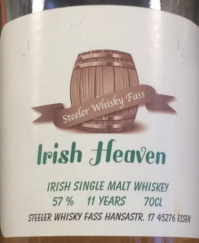 Irish Single Malt Whiskey 11-year-old StW