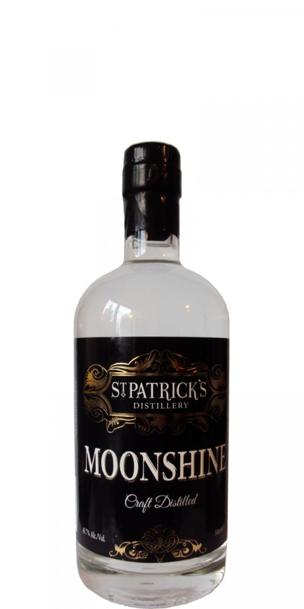 St. Patrick's Moonshine