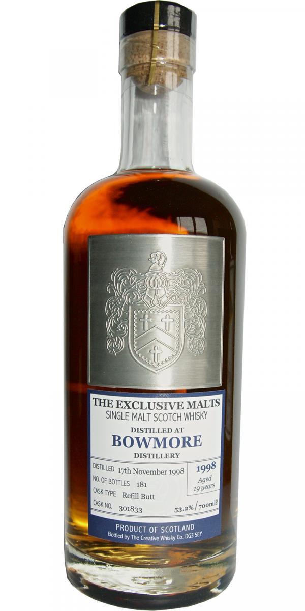 Bowmore 1998 CWC