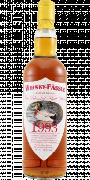 Fine Blended Malt Whisky 1993 W-F
