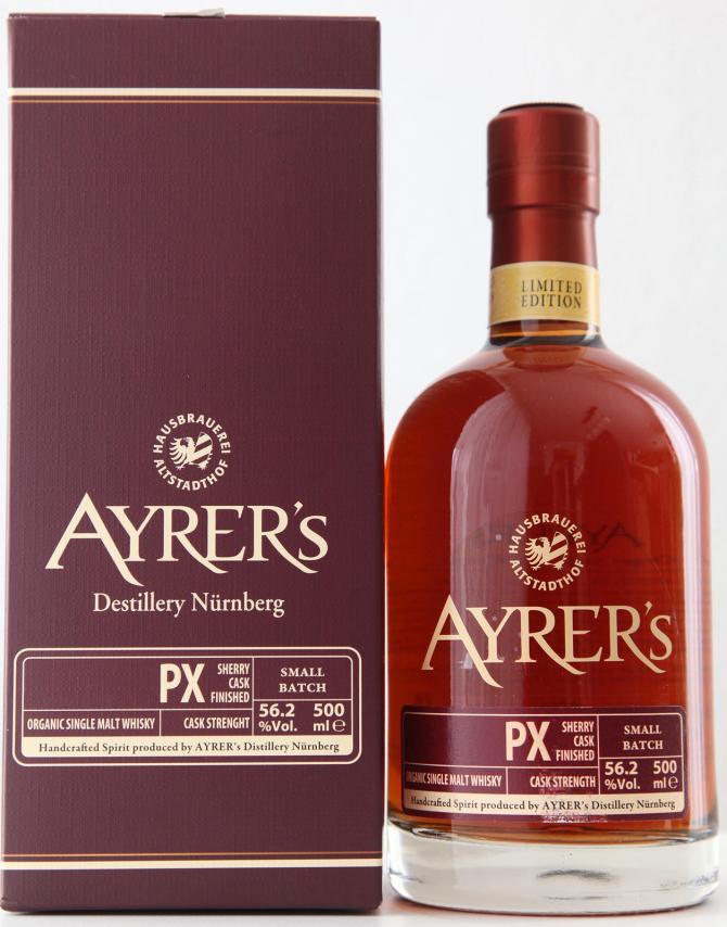Ayrer's 2013 PX