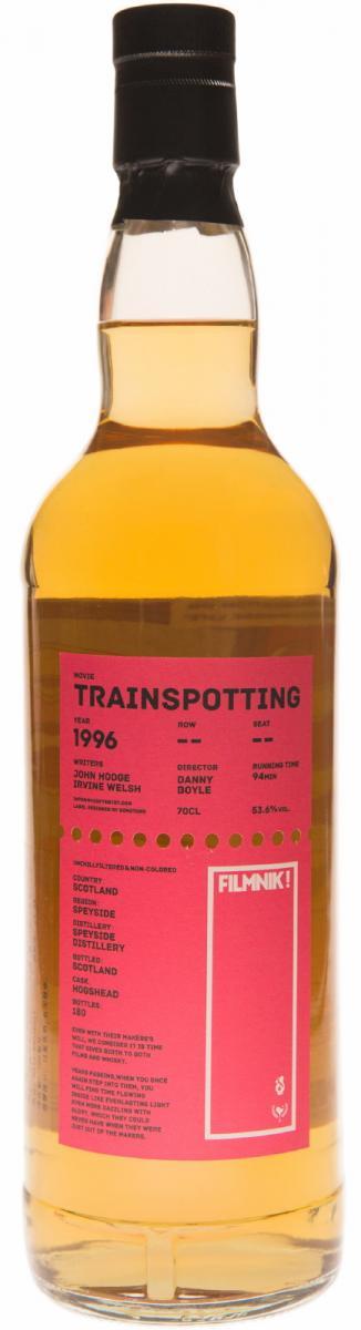 Speyside Distillery 1996 TWf