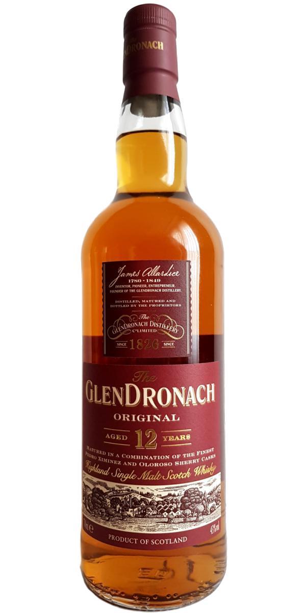 Glendronach 12-year-old Original
