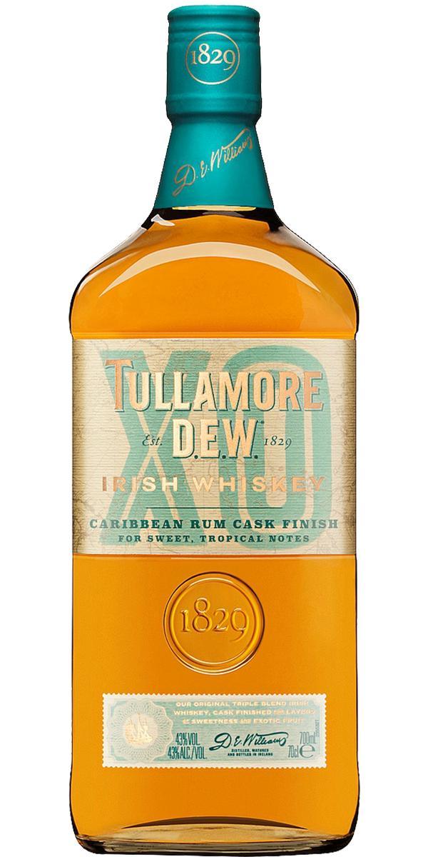 Tullamore Dew XO Caribbean Rum Cask Finish